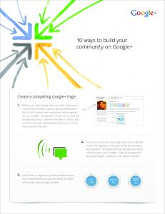 10 ways to build your community on Google+  Services