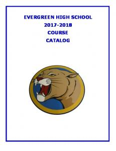17-18 Course Catalog.pdf  - Evergreen High School