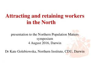 2. Golebiowska_Attracting and retaining workers in the north.pdf ...