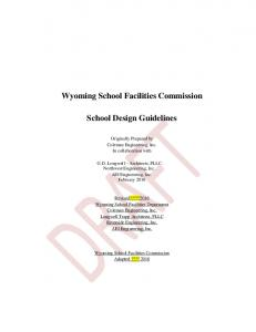 2016 School Design Guidelines for Comment_June 30 2016.pdf ...