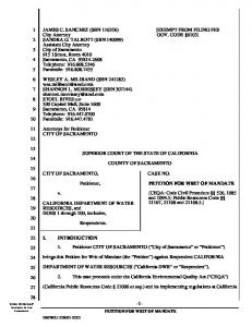 2017-08-18 Petition for Writ of Mandate.pdf