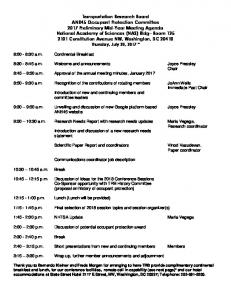 2017 OP Committee Mid-year Meeting Agenda - 07192017.pdf ...