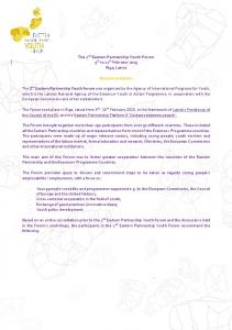 2nd Eastern Partnership Youth Forum_recommendations_final.pdf ...