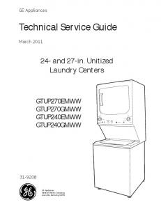31-9208 GE 24- and 27-in. Unitized Laundry Centers.pdf  ...
