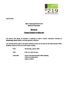 7.20.16 Meeting Notice and Agenda.pdf