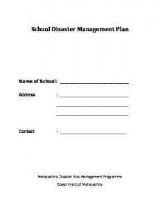 8. School Disaster Management Plan_MDRM.pdf