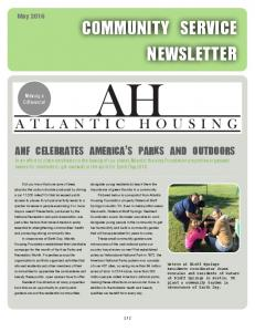 AHF Newsletter - May 2016.pdf