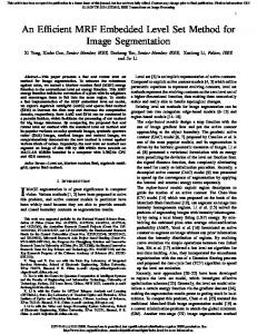 An Efficient MRF Embedded Level Set Method For Image ieee.pdf ...
