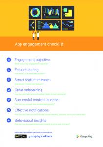 App engagement checklist  Services