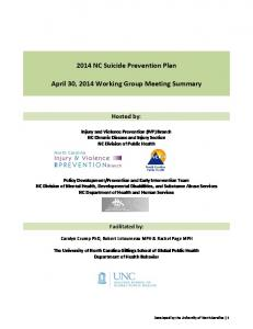 April 30 2014 Working Group Meeting Summary.pdf
