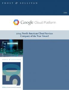Best Practices Award Template  Cloud