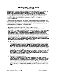Best Practices in Teaching Writing.pdf