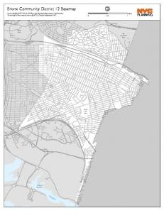 Bronx Community District 12 Basemap - GitHub