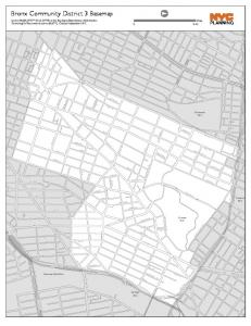 Bronx Community District 3 Basemap - GitHub