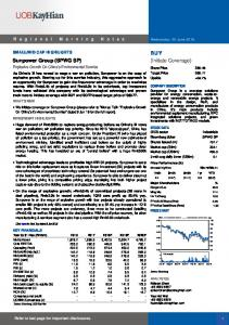 BUY (Initiate Coverage) Sunpower Group (SPWG SP)