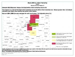 BW Inf Mort Ratio map and list 2010 Rel.pdf