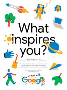 Calling all doodlers K–12! Express your inspiration through a ...