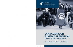 capitalizing on tunisia's transition - Carnegie Endowment for ...