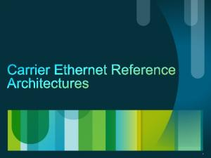 Carrier Ethernet Architecture.pdf