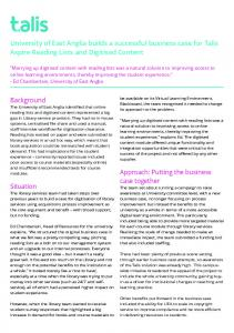 Case Study University of East Anglia.pages - HubSpot