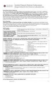 CD_Reporting_specimen-submission-requirements-for-clinical ...
