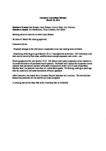 Cemetary Committee Minutes 03182014.pdf