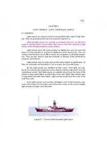 CHAPTER 6 LIGHT-VESSELS - LIGHT TOWERS and ...