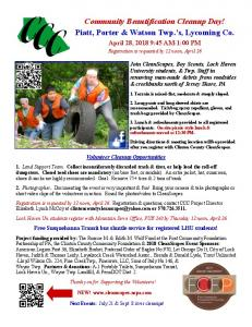 Cleanup Flyer, Greater Jersey Shore, April 28, 2018.pdf