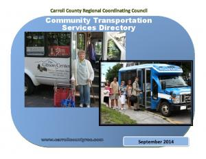 Community Transportation Services Directory - NH.gov