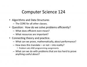 Computer Science 124 - CS50 CDN