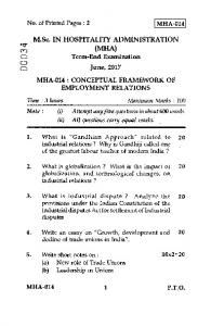 Conceptual Framework Of Employment Relations.PDF