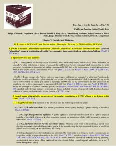 CPG-Family Law 7:620-626 Abduction-Definitions-Elements.pdf ...