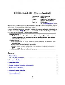 DEEEER0 draft 3: SG14 [[move_relocates]] -