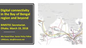 Digital connectivity in the Bay of Bengal region and beyond.pdf ...
