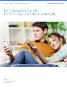 Don't change the channel: the top 5 ways to ...  Services