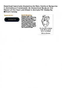 Download Exercitatio Anatomica de Motu Cordis ... - MOBILPASAR.COM