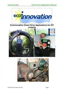 EcoInnovation Smart Drive Applications for DIY projects April 19.pdf ...