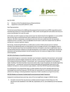 EDF PEC HB2154 Comments. 30 April 2018.pdf
