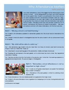 Elementary School - Attendance Myths and Facts.pdf