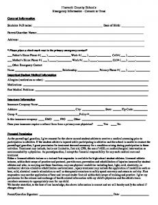 Emergency Travel Form - Consent to Treat.pdf