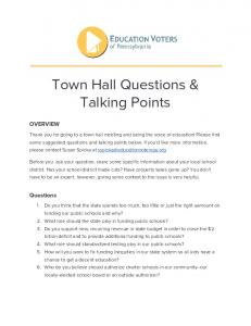 EVPA Town Hall Questions and Talking Points.pdf