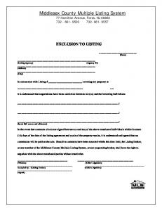 Exclusion to Listing.pdf