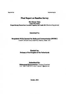 Final report on Base Line Survey Marie Stopes.pdf
