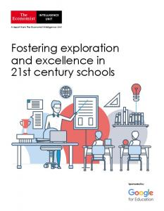 Fostering exploration and excellence in 21st ...  Services