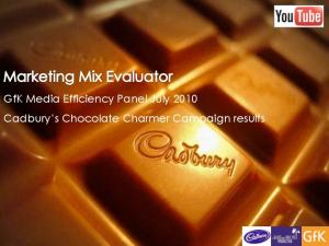 GfK Media Efficiency Panel July 2010 Cadbury's ... - Digital Ads