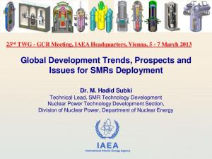 Global Development Trends, Prospects and Issues ... - Semantic Scholar