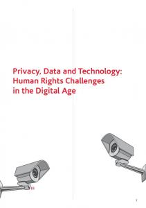 Human Rights Challenges in the Digital Age