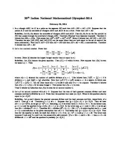 INMO 2008 Question Paper with Solution.pdf