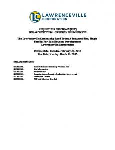 Lawrenceville Corporation CLT Phase 1 Design Development RFP.pdf