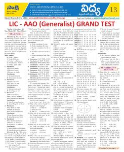 LIC AAO GRAND MOCK TEST 03-Mar-16 1.pdf
